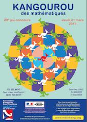 Le concours Kangourou des Mathématiques